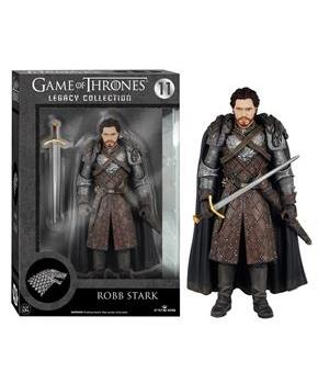 "Game of Thrones Funko Legacy 6"" Action Figure: Robb Stark"