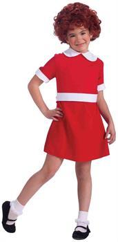 Little Orphan Annie Child Costume