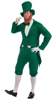 St Patricks Day Leprechaun Adult Costume