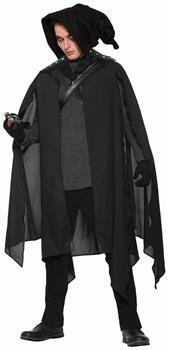 Witch And Wizard Costume Cape Adult