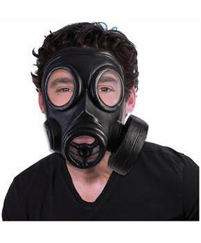 1940's Gas Mask Costume Accessory Adult