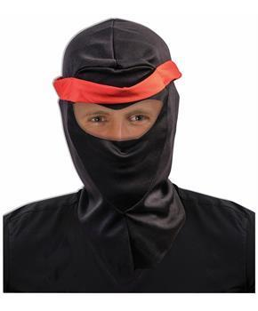 Ninja Hood Costume Accessory Adult Men