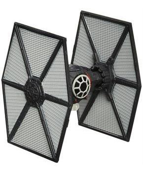 Star Wars Black Series Titanium Series Vehicles: First Order Special Forces TIE Fighter