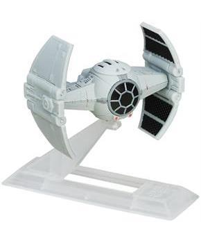 Star Wars Black Series Titanium Series Vehicles: Inquisitor's TIE Advanced Prototype