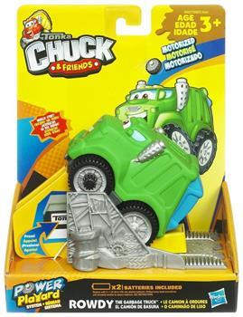 Chuck and Friends Motorized Vehicle: Rowdy The Garbage Truck