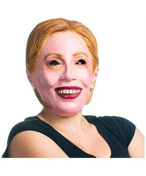 Hillary Latex Costume Mask