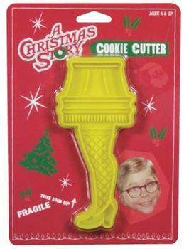 A Christmas Story Cookie Cutter