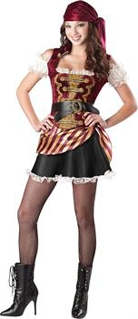Pirate Babe Teen Costume