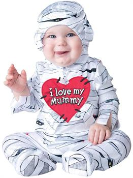I Love My Mummy Infant Costume