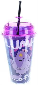"Adventure Time ""Lump Off Carnival"" 18oz Travel Cup"