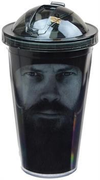 Duck Commander Jase Face 18oz Carnival Cup