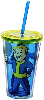 Fallout Vault Boy 18oz Carnival Cup
