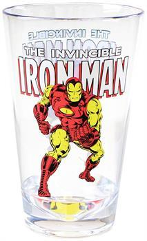 Marvel Retro Iron Man 16oz Shatter-Proof Acrylic Cup