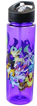 Pokemon Eevee 18oz Carnival Cup w/ Floating Confetti Pokeballs