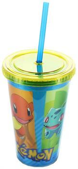 Pokemon Character 16oz Carnival Cup