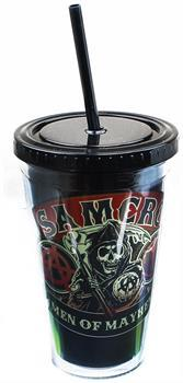 Sons of Anarchy SAMCRO 16oz Carnival Cup