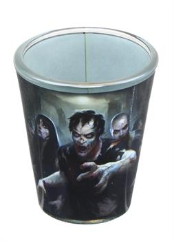 Zombie Herd 2oz Shot Glass