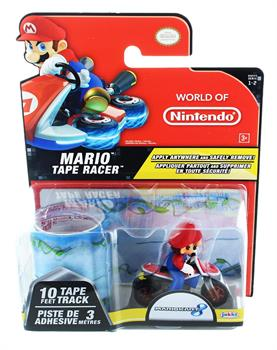 Nintendo Tape Racers Wave 2: Mario w/ Cloud Top Cruise Tape