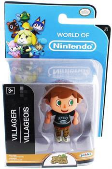 "World of Nintendo 2.5"" Mini Figure: Animal Crossing Villager"