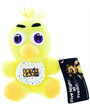 "Five Nights At Freddy's 6.5"" Plush: Chica"