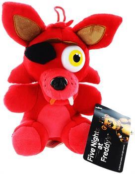 "Five Nights At Freddy's 18"" Plush: Foxy"