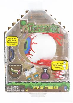 Terraria Deluxe Action Figure Pack Eye of Cthulhu