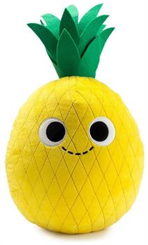 "Yummy World 17"" Large Plush, Amy Pineapple"