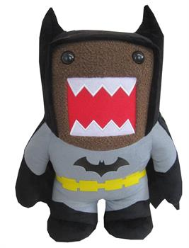 "Domo 16.5"" Plush: Batman Black Uniform Domo"