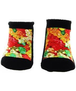 Gummy Bears Baby Socks 0-6 Month