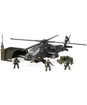Mega Bloks Call of Duty Anti-Armor Helicopter Building Set