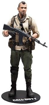 Call of Duty 6-Inch Action Figure - Soap
