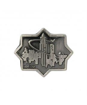 Harry Potter Fantastic Beasts Pewter Lapel Pin City