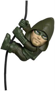 "DC Comics Scalers 2"" Mini Figure (Series 5): Arrow"