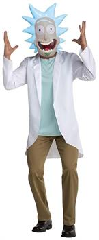 Rick and Morty Rick Men's Costume