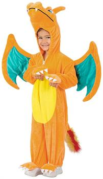 Pokemon Charizard Jumpsuit Toddler Costume 18-24 Months
