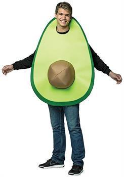 Avocado Adult Costume Tunic