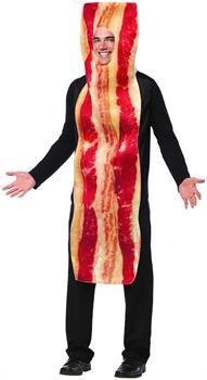 Get Real Bacon Strip Costume Adult
