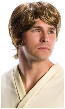 Star Wars Luke Skywalker Adult Costume Wig