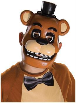 Five Nights at Freddy's Child Costume Half-Mask: Freddy