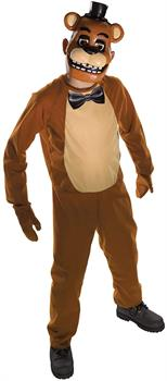 Five Nights at Freddy's Freddy Costume Child
