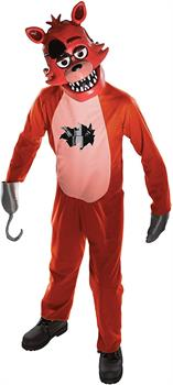 Five Nights at Freddy's Foxy Costume Child