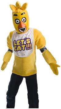 Five Nights At Freddy's Chica Costume Top Child