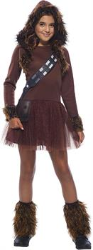 Star Wars Classic Chewbacca (Female) Child Costume