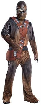 Star Wars Solo Movie Chewbacca Deluxe Adult Costume