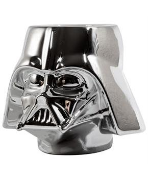 Star Wars Darth Vader Chrome Molded Mug