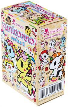 "Tokidoki 2.75"" Unicornos Series 5 Blind Boxed Mini Figure"