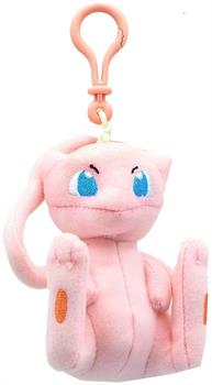 Pokemon 3 Inch Plush Clip On - Mew