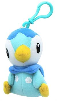 Pokemon 3 Inch Plush Clip On - Piplup