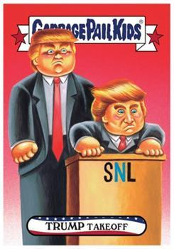 GPK: Disg-Race To The White House: Trump Takeoff #54