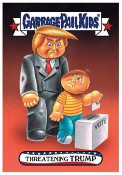 GPK: Disg-Race To The White House: Threatening Trump #60
